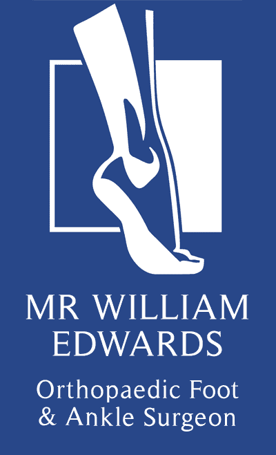 Mr Will Edwards Retina Logo